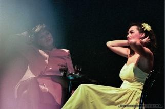 MUR_Teatr BELFEgoR_Tychy_1996_FOT_IRENEUSZ KAZMIERCZAK. S³awomir ¯ukowski za³o¿y³ Teatr BELFEgoR w Tychach w 1986 roku.