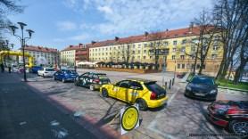 START HONOROWY_RAJD TYSKI_RSPS_14-04-2019_Rajdowy Samochodowy Puchar Slaska_FOT_IRENEUSZ KAZMIERCZAK