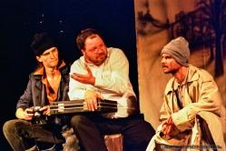 BIGOS_Teatr BELFEgoR_Tychy_2004_FOT_IRENEUSZ KAZMIERCZAK. S³awomir ¯ukowski za³o¿y³ Teatr BELFEgoR w Tychach w 1986 roku.
