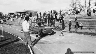 GINKANA_POLSKI FIAT 126p_FESTYN FSM Tychy_26-04-1987_FOT_IRENEUSZ KAZMIERCZAK.