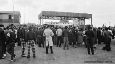 UNUVERSE_FESTYN FSM Tychy_26-04-1987_FOT_IRENEUSZ KAZMIERCZAK.