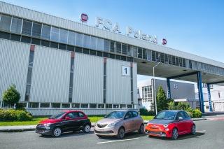 FIAT-500_LANCIA-YPSILON_ABARTH_FCA Poland_Tychy_03-06-2019_Fot_Ireneusz KAZMIERCZAK.
