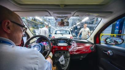 FIAT-500_MONTAZ_FCA Poland_Tychy_04-06-2019_Fot_Ireneusz KAZMIERCZAK.