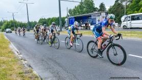 Wyscig kolarski_XVII Tyskie Kryterium Fiata_13-07-2019_Fot_Ireneusz KAZMIERCZAK.