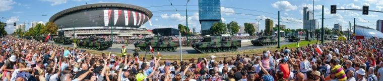 DEFILADA_WOJSKA POLSKIEGO_KATOWICE_15-08-2019_FOT_IRENEUSZ KAŹMIERCZAK.
