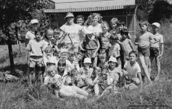 POLKOLONIE_TYCHY_PAPROCANY_07-07-1989_FOT_IRENEUSZ KAZMIERCZAK